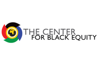 The Center for Black Equity logo.