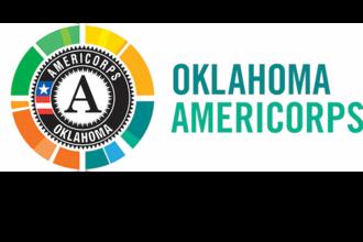 Oklahoma AmeriCorps logo.
