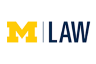 Logo of the University of Michigan Law School