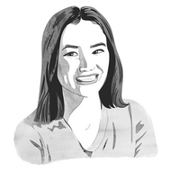 An illustration of Miya Hirabayashi