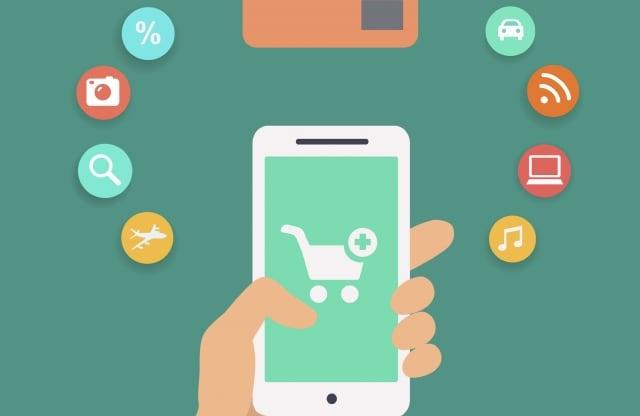 Smart phone finance apps