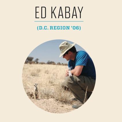 Ed Kabay (D.C. Region '06)
