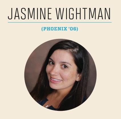 Jasmine Wightman (Phoenix '09)
