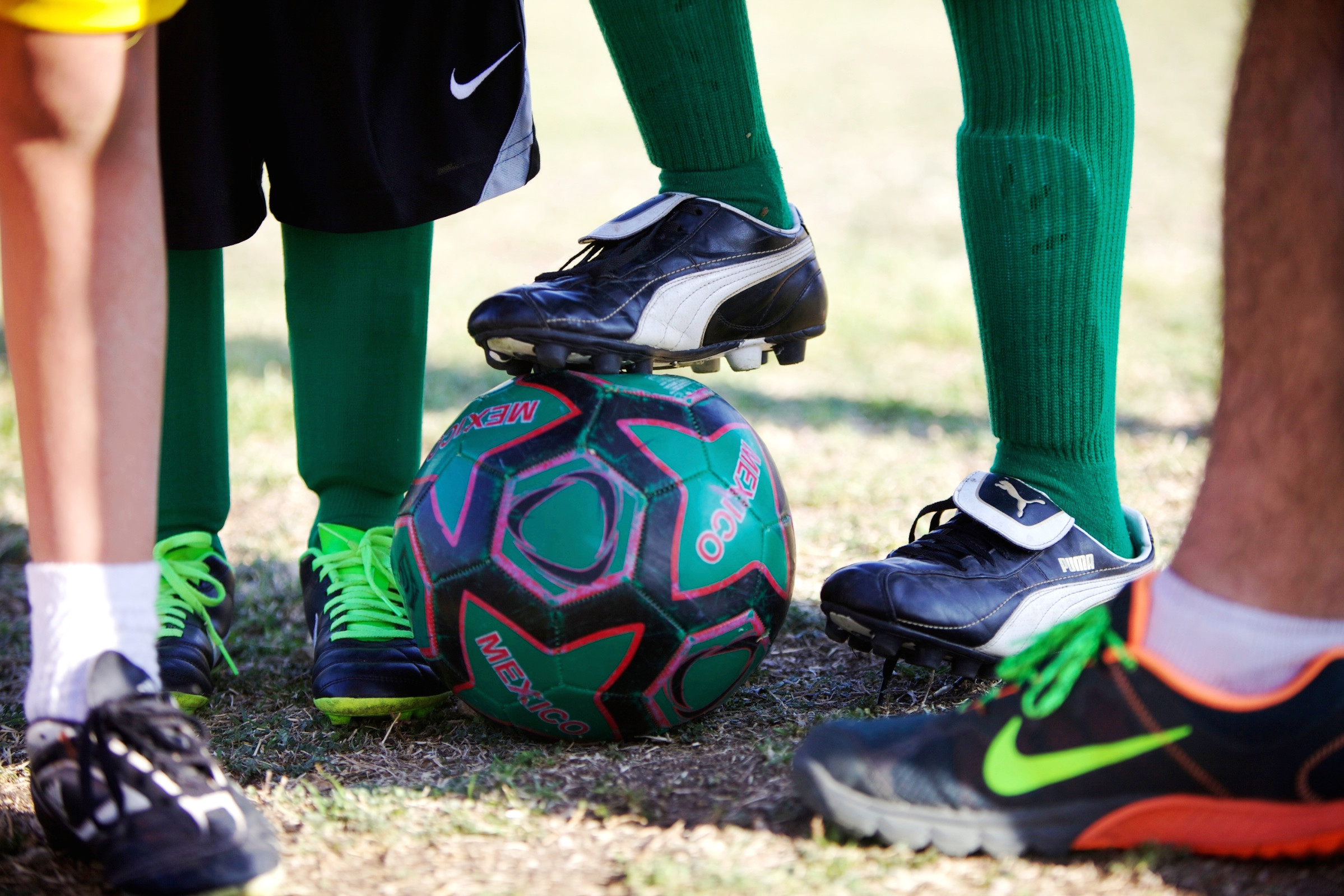 join tfa teach for america foot on soccer ball
