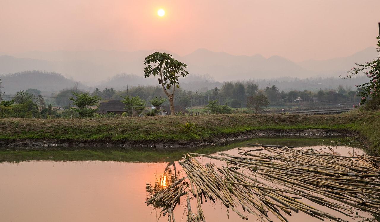 Mae Sariang, Thailand