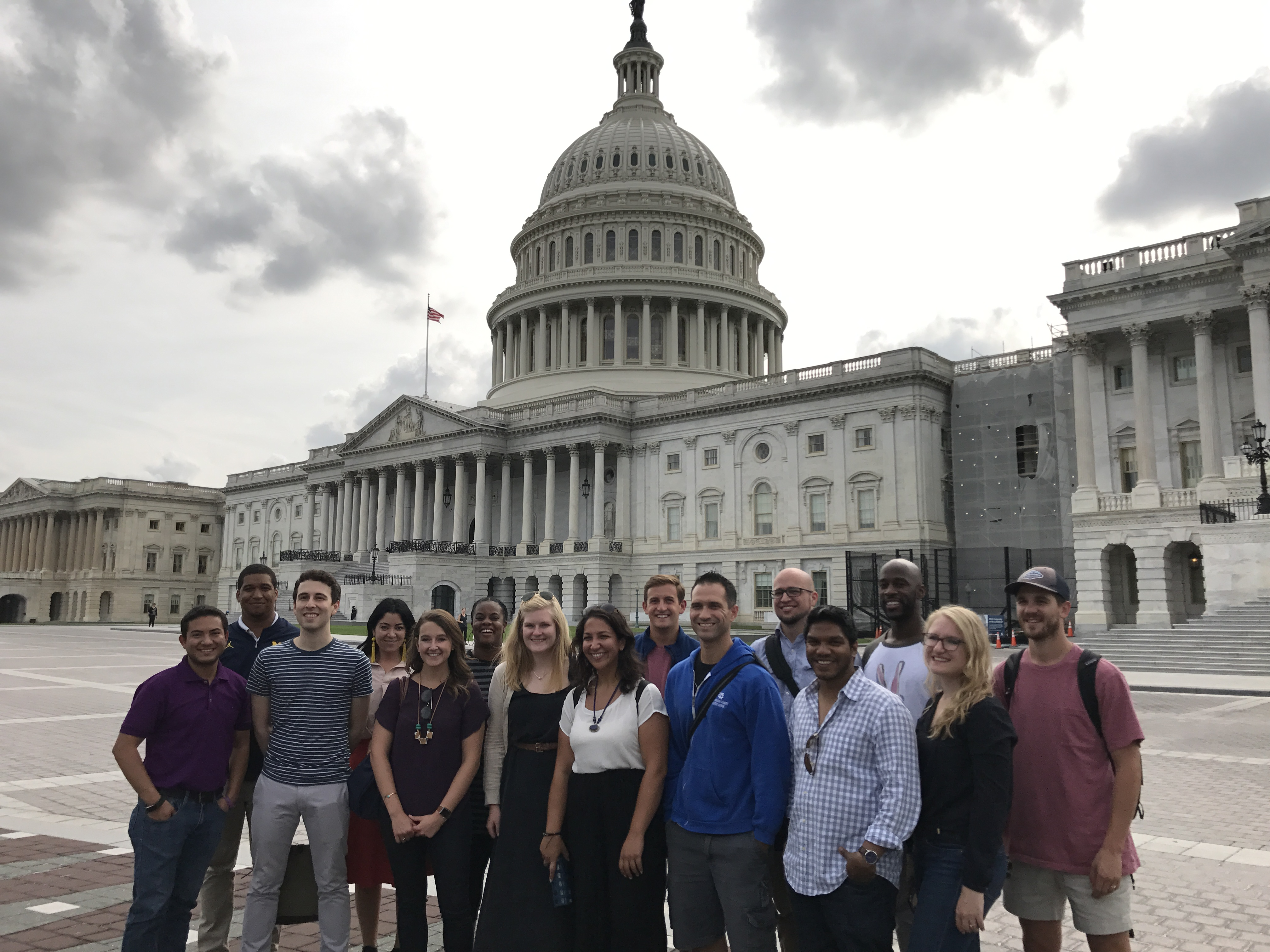 2017-2018 Capitol Hill Fellows