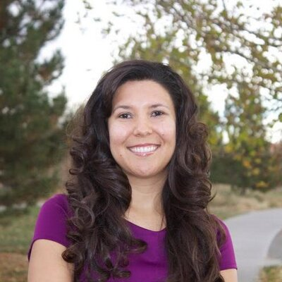 Headshot of Teach For America alumna, Veronica Crespin-Palmer