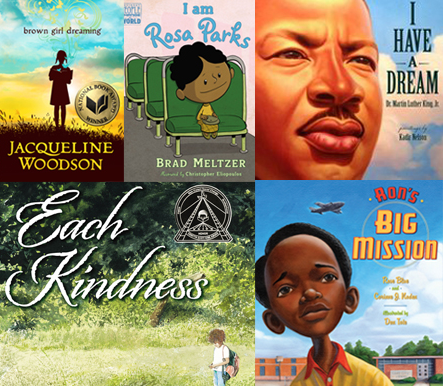 12 Books That Carry On the Legacy of Dr. Martin Luther King Jr. Brightly